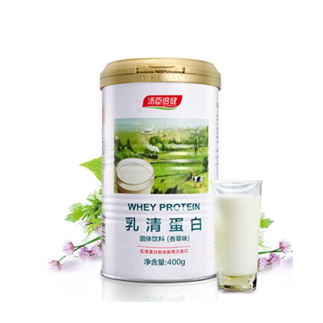 威尼斯娱乐场乳清蛋白固体饮料(香草味)(400g)